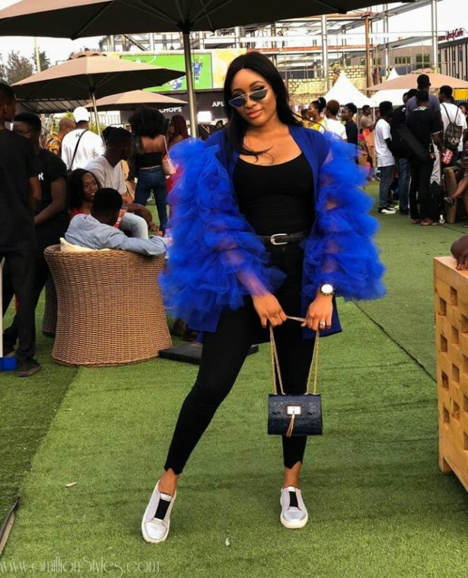 All The Gorgeous Styles From Gtbank Fashion Weekend 2018