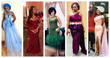 Best Asoebi Styles Of The Week November 10-16