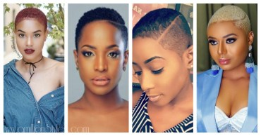 Seven Lowcut Hairstyles For The Natural Hair Woman