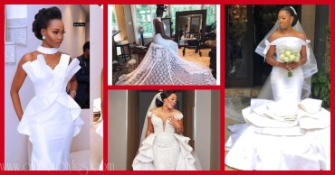 The 10 Most Fabulous Wedding Gowns In 2018
