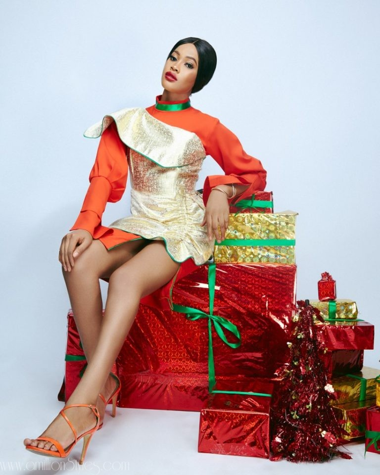 """House Of Jahdara Releases Festive Collection Titled """"Colour Me Christmas"""""""