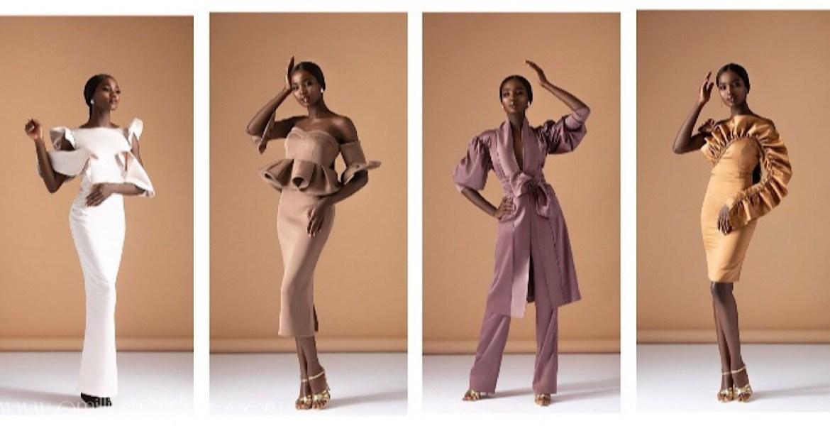 hot sale online 4f6e0 6d3d4 Nigerian Fashion Brand Spazio just Unveiled It's Holiday ...
