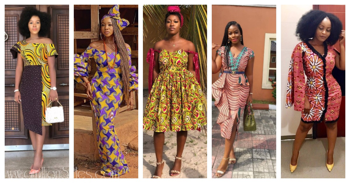 12 Ankara Styles With A Difference