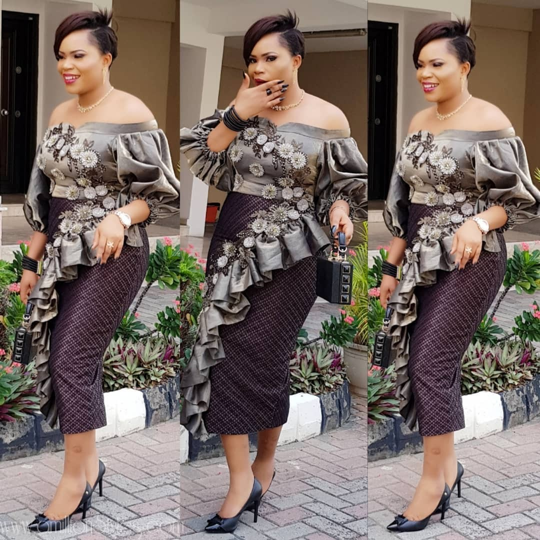 Swaggerlicious Lace Asoebi Styles