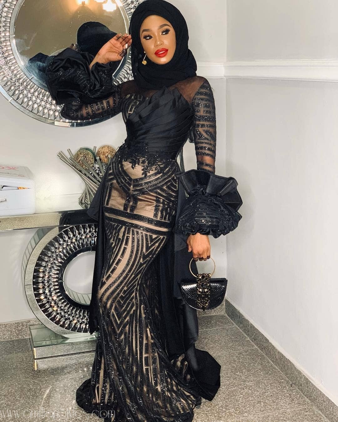 It's Saturday And We Have Only The Sweetest Lace Asoebi Outfits