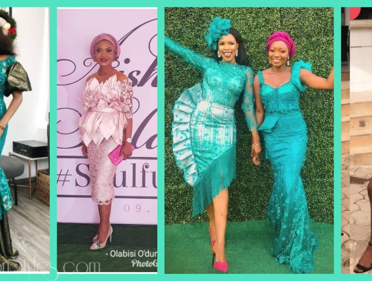We Love, Love Spicy Hawt Asoebi Styles