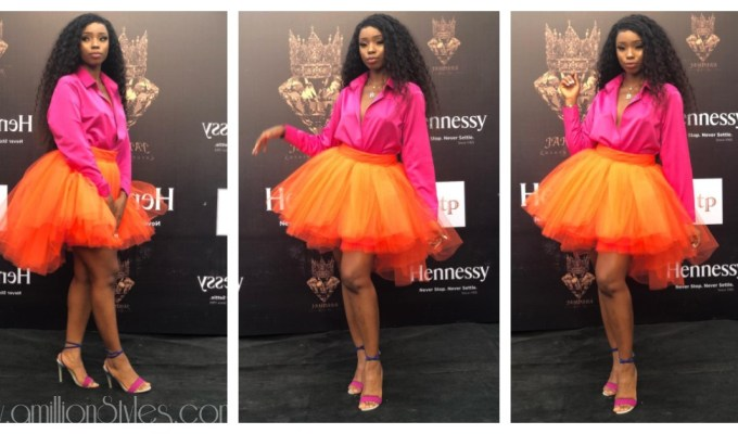 Look Of The Day: Bambam Looks Positively Radiant In House Of Jahdara