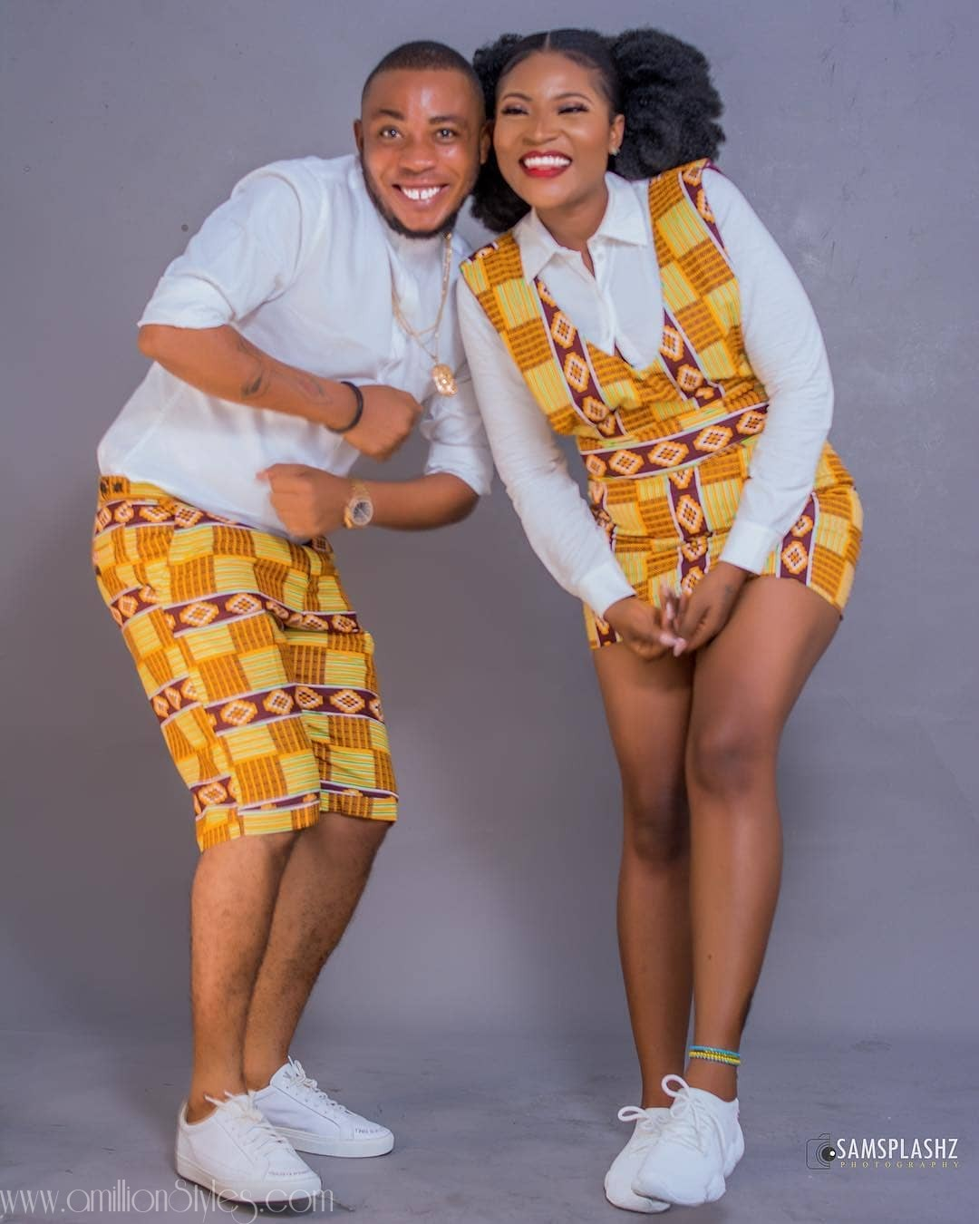 Getting Married? Look Fly In These Fab Couple Styles