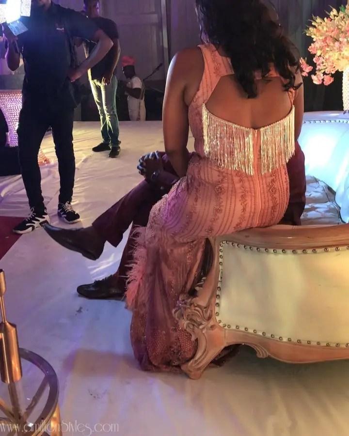 Fringe Asoebi Styles Lookbook 25