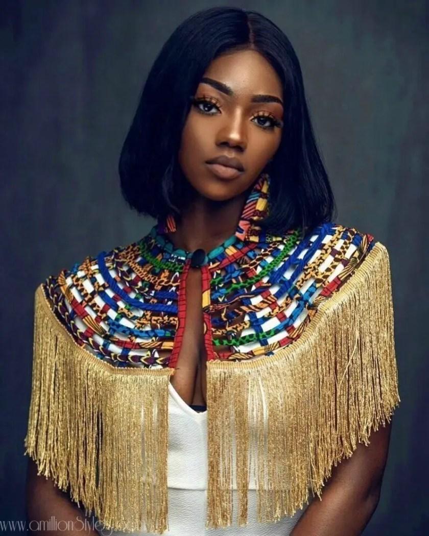 Fringe Asoebi Styles Lookbook 23