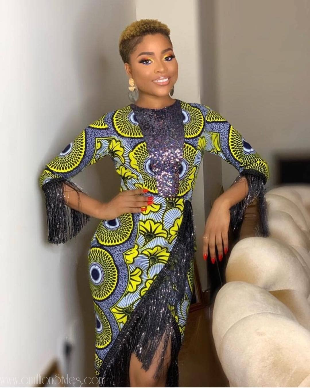 Fringe Asoebi Styles Lookbook 24