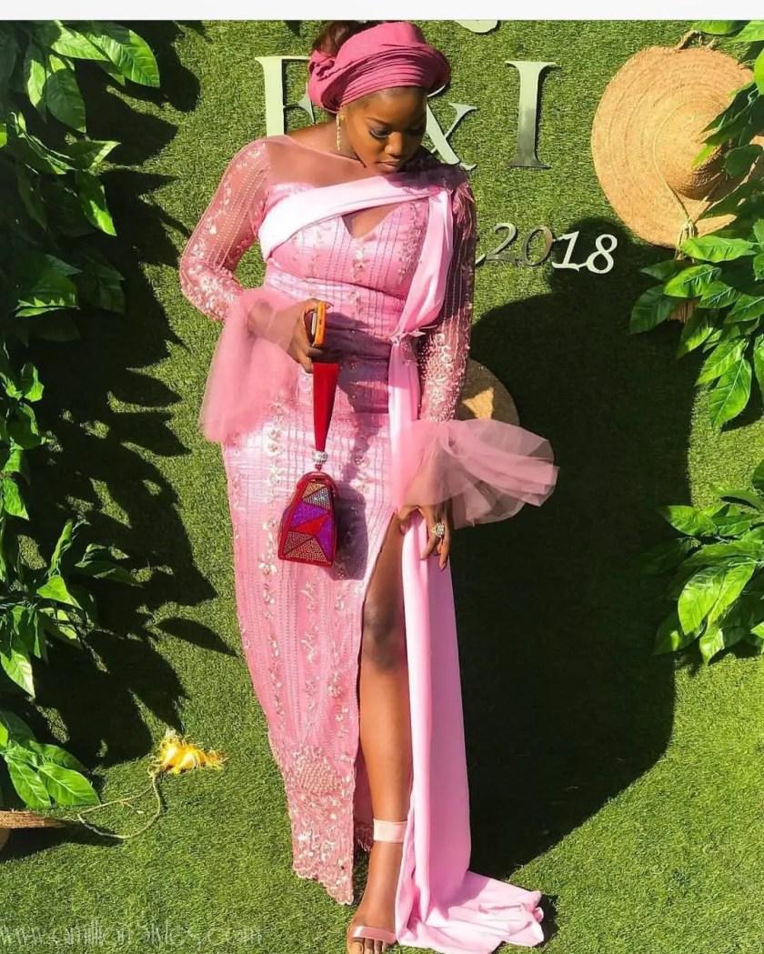 12 Lace Asoebi Styles