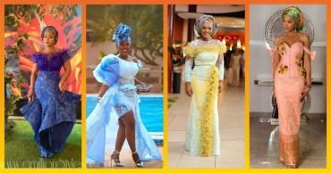 Yolanda Okereke Got Married And Some Fashion Statements Were Made