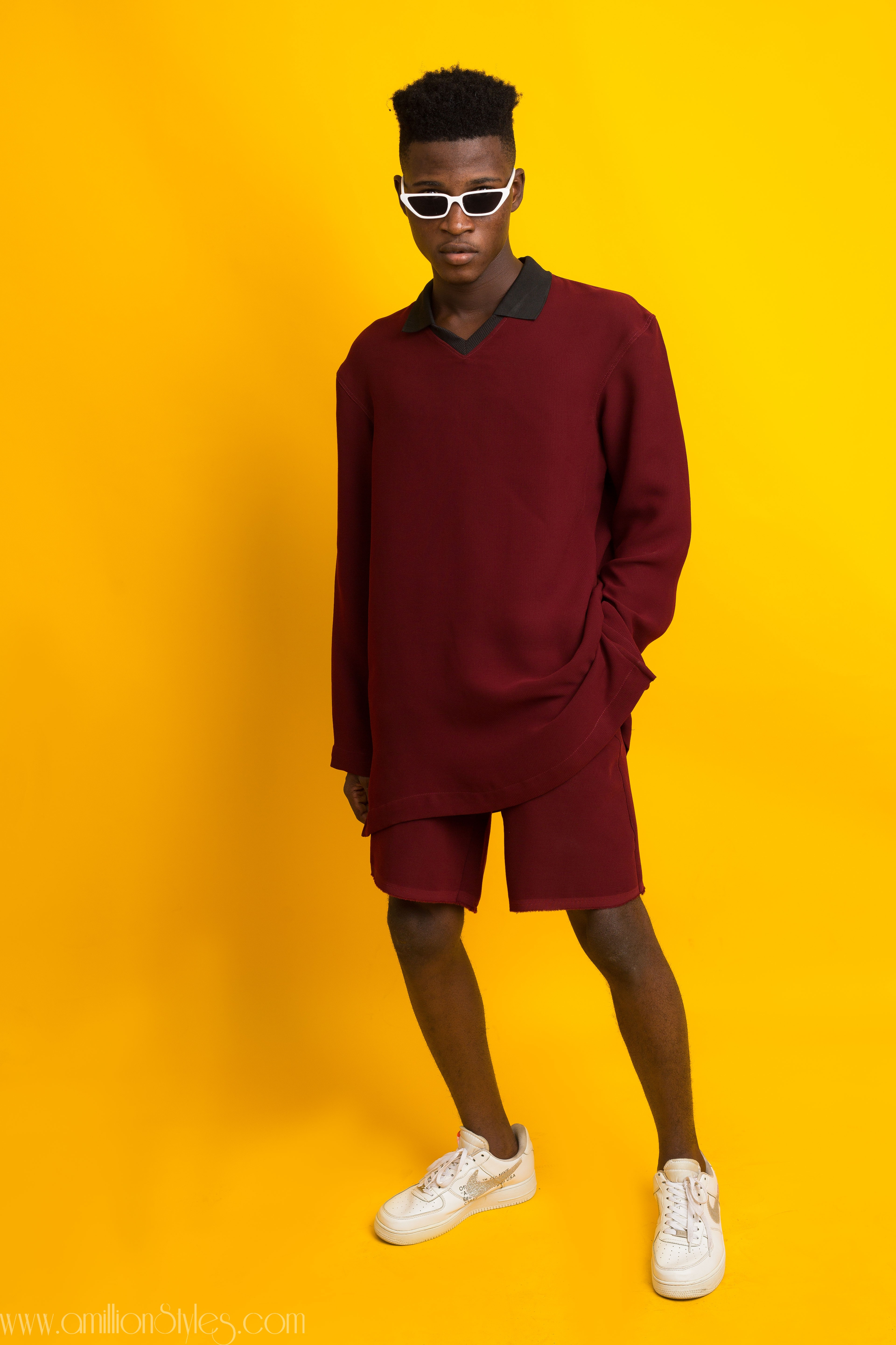 """""""Let Me Live"""" Is The Nostalgic SS19 Collection By Henri Uduku"""