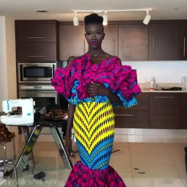Ankara Styles For The Fashion Discerning Woman