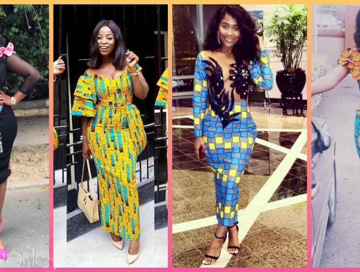 11 Selected Sweet Ankara Styles