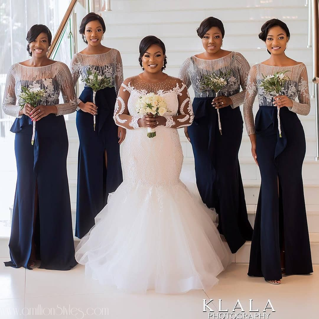 9 Chic Bridesmaid Dresses