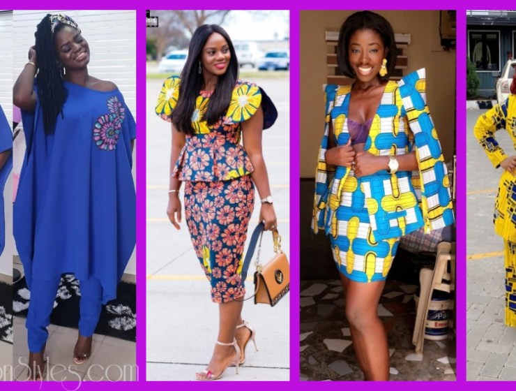 Be Versatile in Lovely Ankara Cood Styles