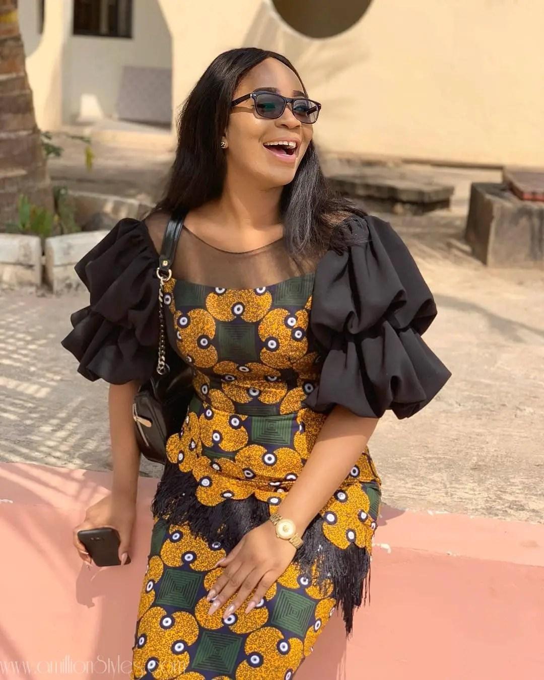 Fringe Asoebi Styles Lookbook 26