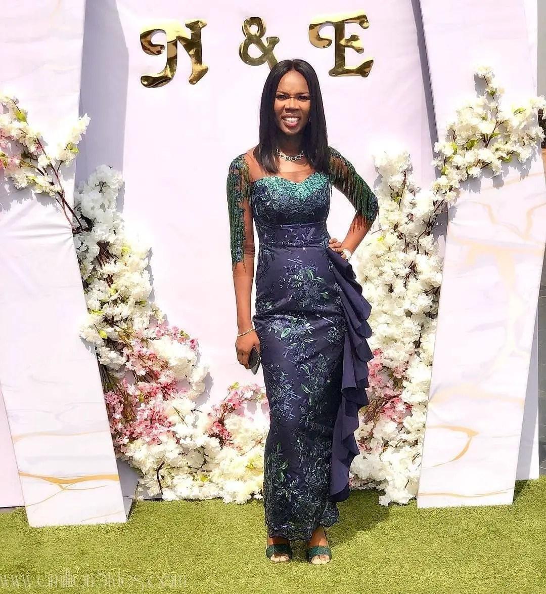 Fringe Asoebi Styles Lookbook 27