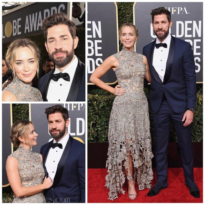 Bringing You Fashion Looks From The 2019 Golden Globe Awards Part 2