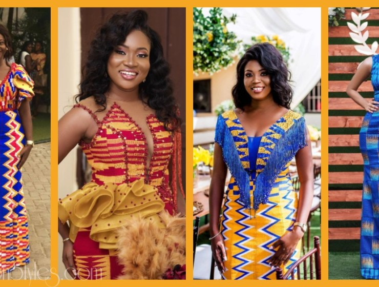 Fabulous Kente Styles Inspiration