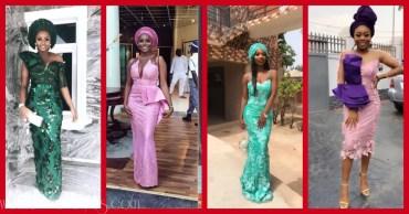 Best Asoebi Styles Of The Week January 19-25