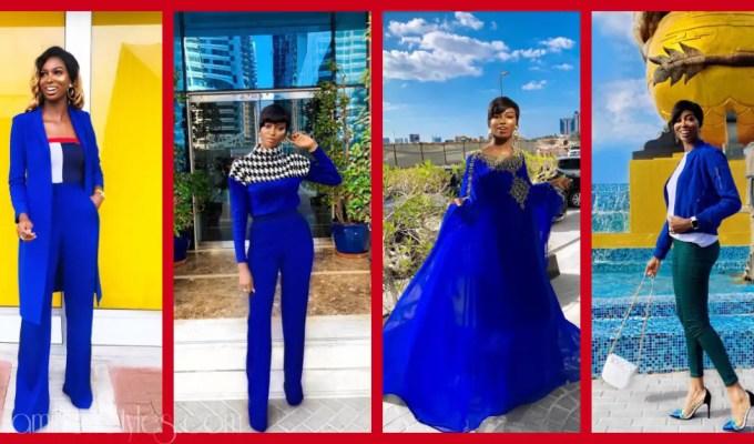 10 Times Olarslim Made Us Love Blue!