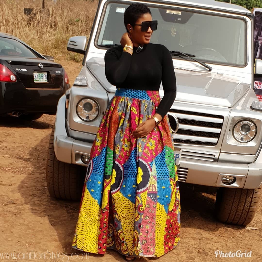 7 Hawt Ankara Skirts