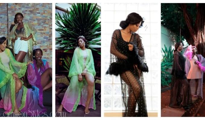 Ready To Say I Do? Wear Abebi By Tan's Divine New Bridal Luxury Line