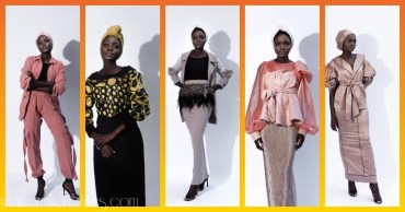 Amnas Unveils The Most Chic Modest Womenswear Collection.