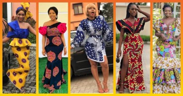 Super Star Ankara Styles For Women