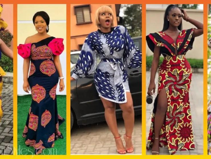 Super Star Ankara Styles For Women
