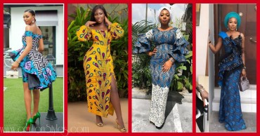 Look Your Best In These Fascinating Ankara Styles