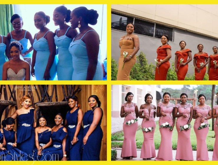 These Are The Hawtest Bridesmaids Styles Out There