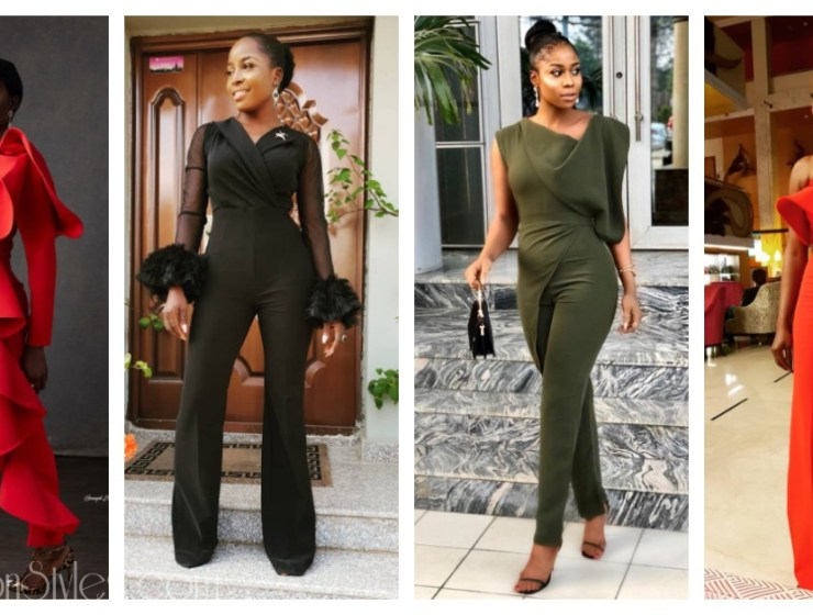 Serving Hawt Stew In Stylish Jumpsuits