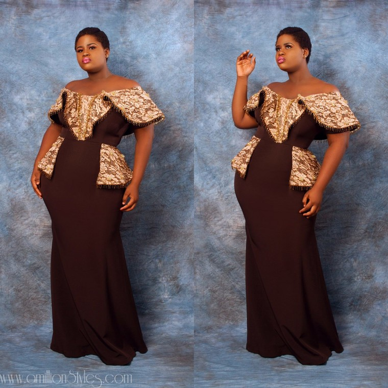 Makioba Celebrates Curvy Women In Her January Monthly Muse Series