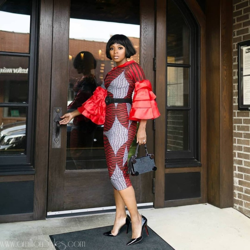 Raw Talent Is Evident In These Standout Ankara Styles