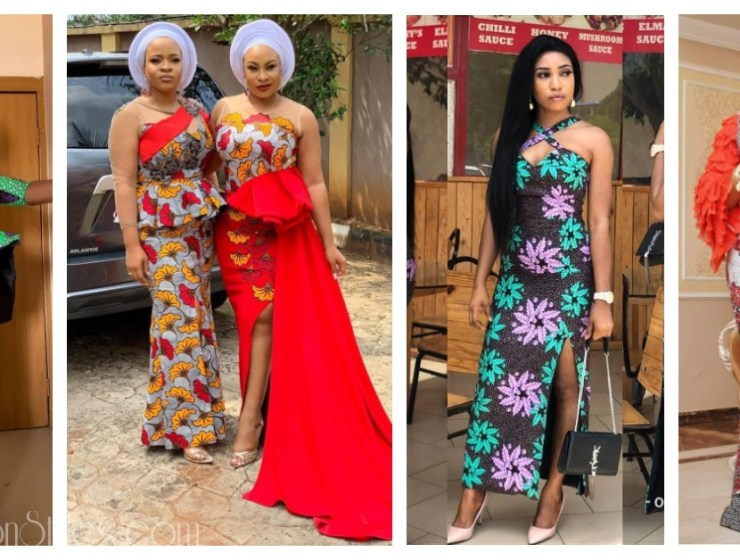 Let's Wrap Up Monday With 13 Outstanding Ankara Styles