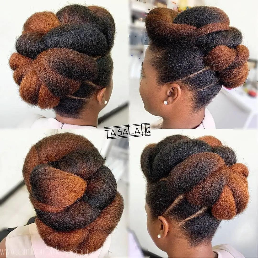 9 Sleek Bridal Hairstyles