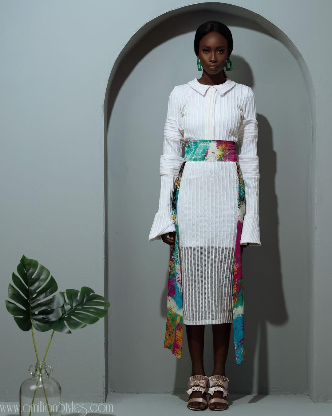 Knanfe Showcases New Collection For The Free Spirited Woman
