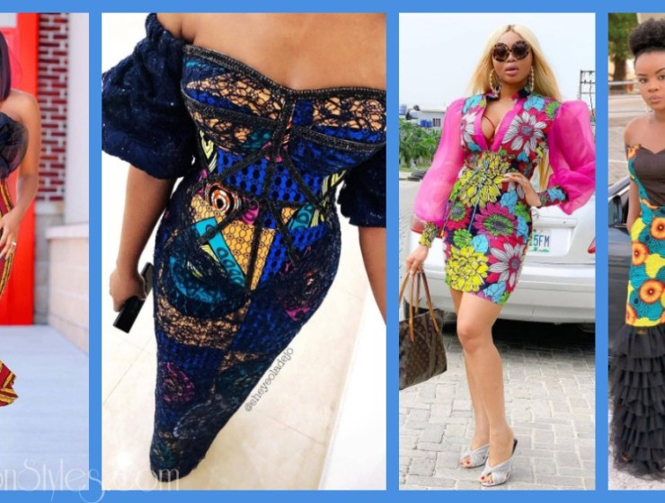 Can These 11 Fab Ankara Styles Beat Any In Your Wardrobe?