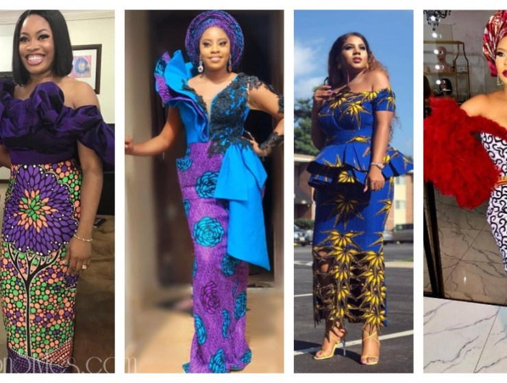 13 Unique Ankara Styles For You