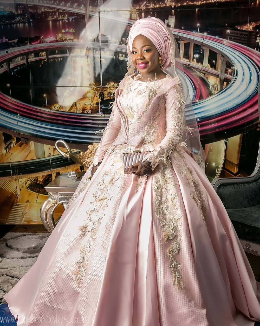 Beautiful, Is The Right Word For These 8 Hausa Brides