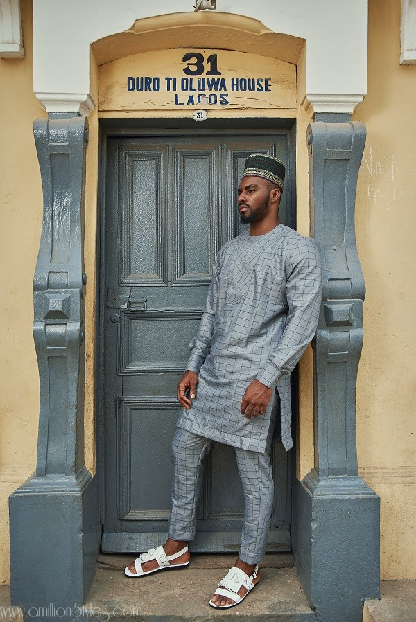 """Oseme Roberts Releases 2019 Kaftan Collection Tagged """"Evolution"""""""