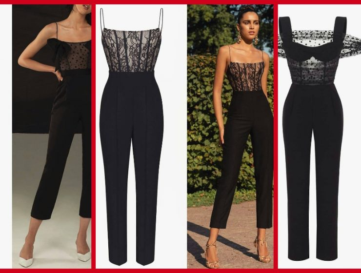 Which Of These Rasario Jumpsuits Would You Pick?
