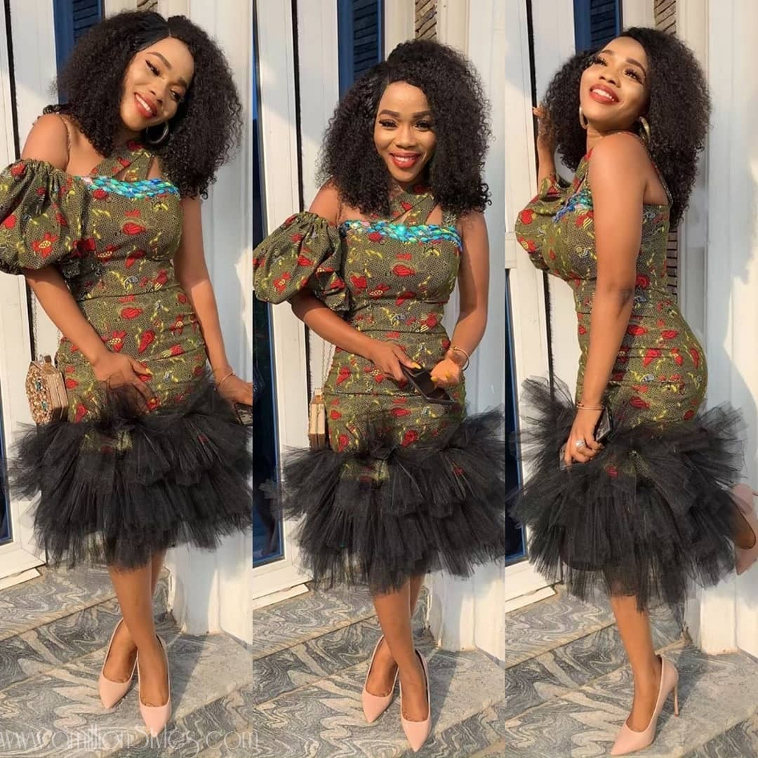Perfect Stylish Ankara Styles To Start Off The Weekend