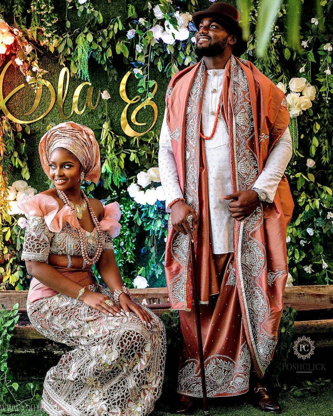 10 Traditional Bridal Styles From Nigeria