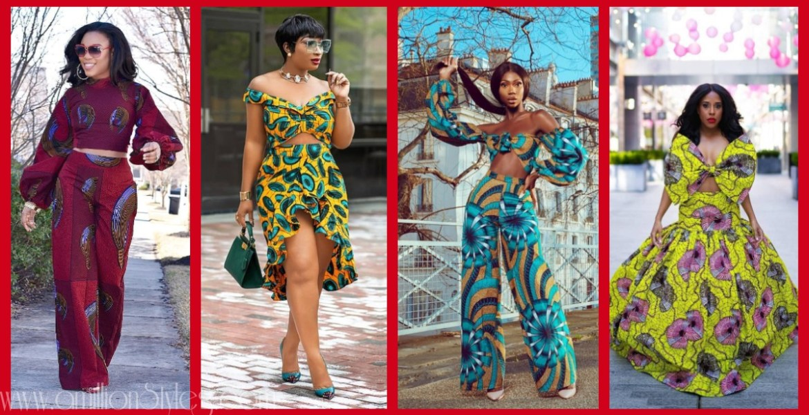 Here Are The Best Ankara Coordinate Styles This Week