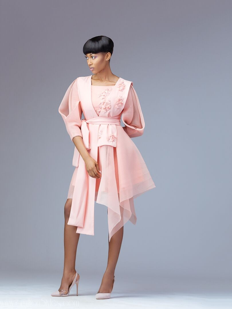 Divalukky Wows Us With Her Latest Women's Collection